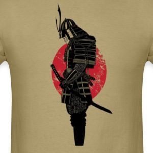 Samurai Pose T-Shirts - Men's T-Shirt