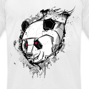 panda.png T-Shirts - Men's T-Shirt by American Apparel