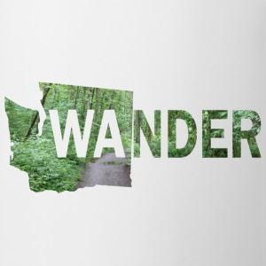 WAnder Bottles & Mugs - Coffee/Tea Mug