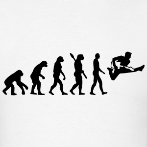 Evolution Guitar T-Shirts - Men's T-Shirt