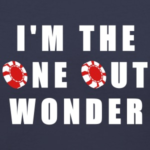 One Out Wonder Women's T-Shirts - Women's V-Neck T-Shirt