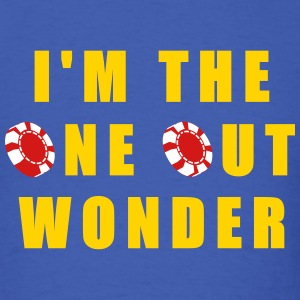 One Out Wonder T-Shirts - Men's T-Shirt