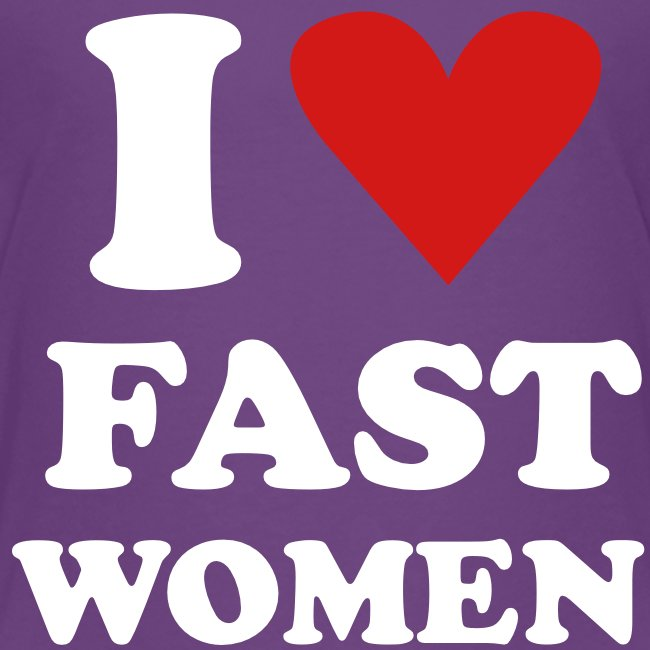 Heart Fast Women / Tee  / Toddler