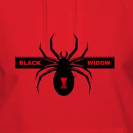 Design ~ Women's Black Widow Hoodie