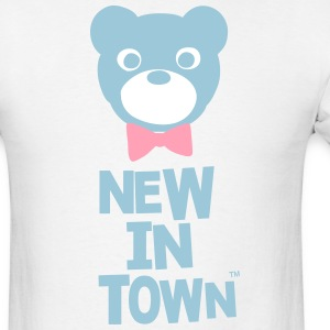 NEW IN TOWN T-Shirts - Men's T-Shirt