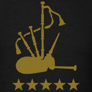 Bagpipe T-Shirts - Men's T-Shirt