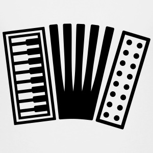 Accordion Kids' Shirts - Kids' Premium T-Shirt