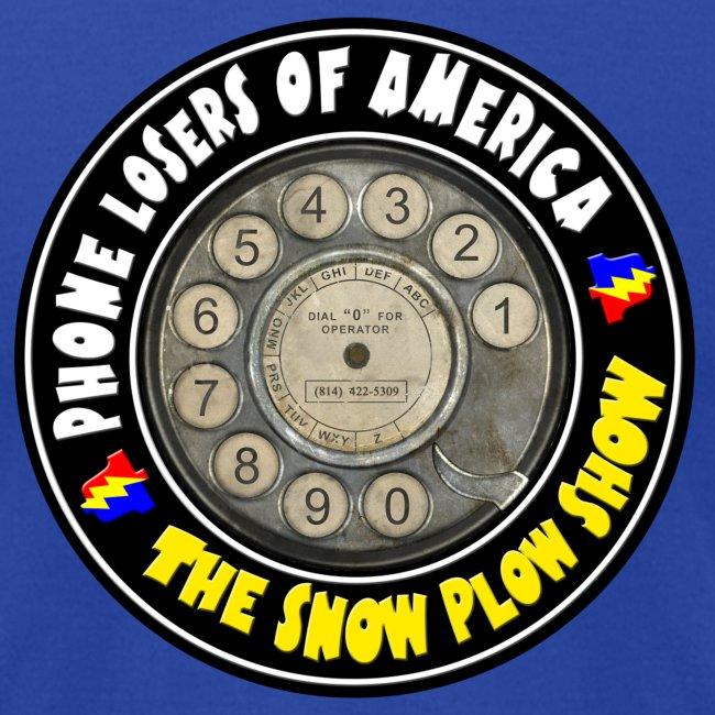 Snow Plow Show Rotary Dial (premium)
