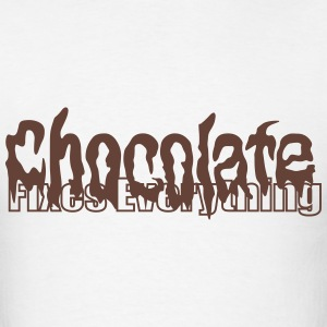 Chocolate fixes T-Shirts - Men's T-Shirt
