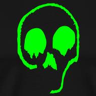 Design ~ Neon Green Skull