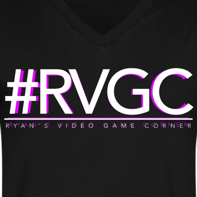 RVGC Logo V-Tee