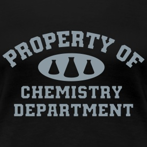 Property Of Chemistry Department - Women's Premium T-Shirt