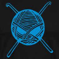 Design ~ KnitterBugs Yarn Skull