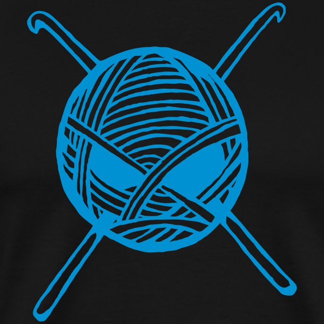 KnitterBugs Yarn Skull