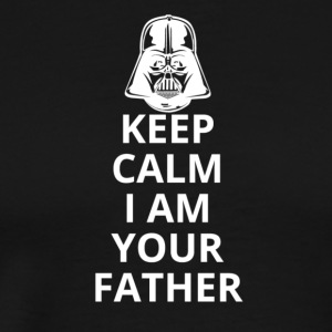 Star Wars Fathers Day Shirt - Men's Premium T-Shirt