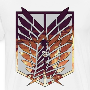 Wings of freedom T-Shirts - Men's Premium T-Shirt