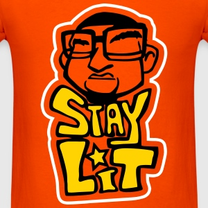 Stay Lit LITOFFICIAL.COM - Men's T-Shirt