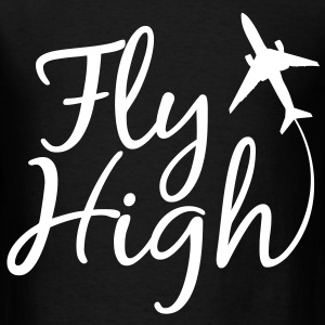Fly High LITOFFICIAL.COM - Men's T-Shirt