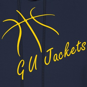 Basketball since 1891 Slogan black Hoodies - Men's Hoodie