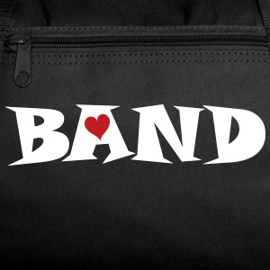Band Small Heart Bags & backpacks - Duffel Bag