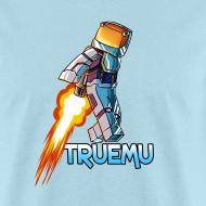 Design ~ Men's T-Shirt: Jetpack TrueMU!