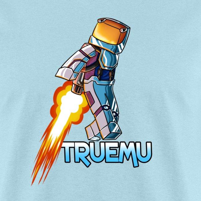 Men's T-Shirt: Jetpack TrueMU!