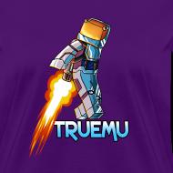 Design ~ Women's T-Shirt: Jetpack TrueMU!
