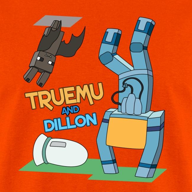 Men's T-Shirt: TrueMU and Dillon!