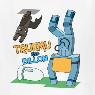 Design ~ Kid's T-Shirt: TrueMU and Dillon!