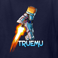 Design ~ Kid's T-Shirt: Jetpack TrueMU!