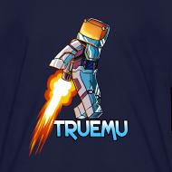 Design ~ Kid's T-Shirt: Jetpack TrueMU!