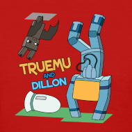 Design ~ Women's T-Shirt: TrueMU and Dillon!