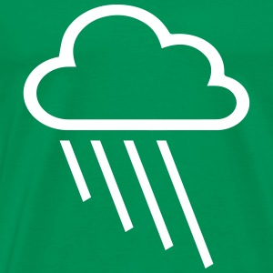 rain and cloud T-Shirts - Men's Premium T-Shirt