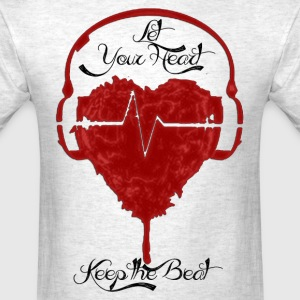Heartbeat 2.1 - Men's T-Shirt