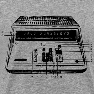 ussr calculator - Men's Premium T-Shirt