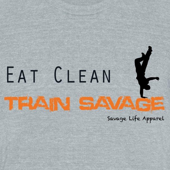 Train Savage - American Apparel Tri-Blend
