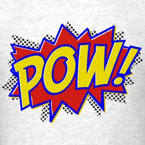Comic Book POW! T-Shirts - Men's T-Shirt