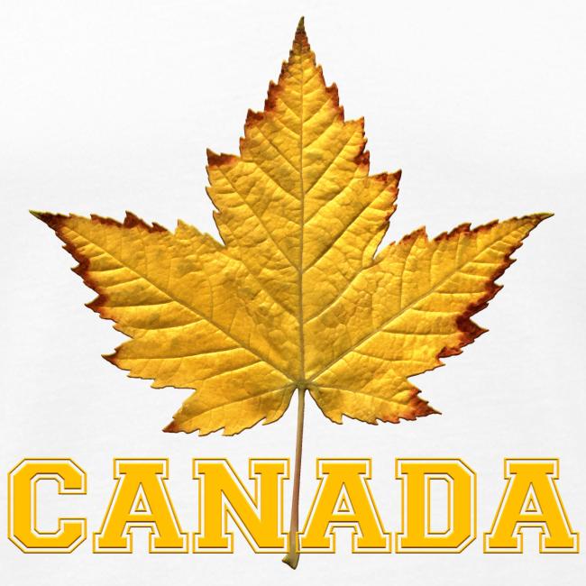 Men's Varsity Canada Muscle Shirt Team Canada Souvenir Shirts