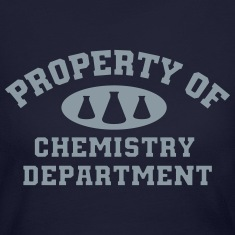 Property Of Chemistry Department