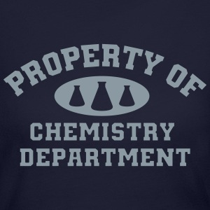 Property Of Chemistry Department - Women's Long Sleeve Jersey T-Shirt
