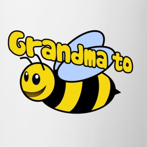 Grandma to bee - Coffee/Tea Mug