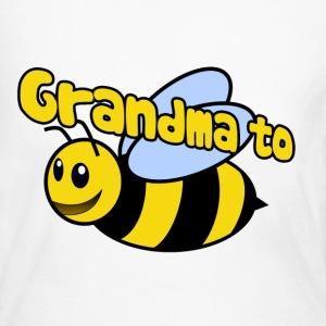 Grandma to bee - Women's Long Sleeve Jersey T-Shirt