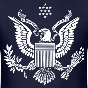 United States Seal T-Shirts - Men's T-Shirt