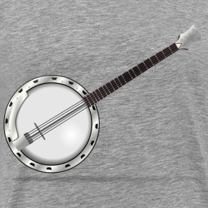 Banjo - Men's Premium T-Shirt