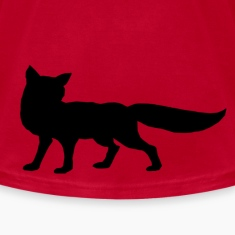 Black Fox T-Shirts