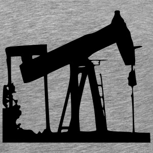 Oil Drill - Men's Premium T-Shirt