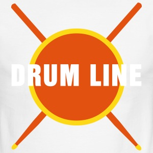 Drum Line  T-Shirts - Men's Ringer T-Shirt