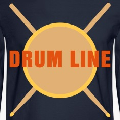 Drum Line  Long Sleeve Shirts