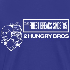 2 Hungry Notes T-Shirts - Men's Premium T-Shirt