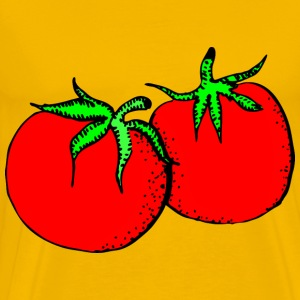 Tomatoes - Men's Premium T-Shirt